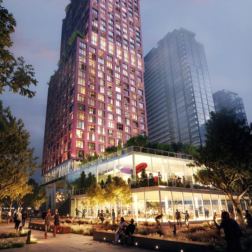 CG Tower